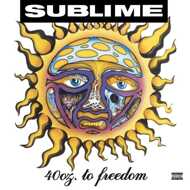 Sublime - 40oz. To Freedom (3D Lenticular Cover)