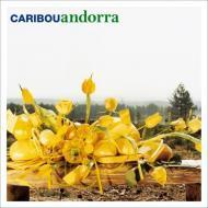 Caribou - Andorra (White Vinyl)