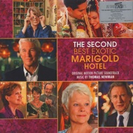 Thomas Newman - The Second Best Marigold Hotel (Soundtrack / O.S.T.)