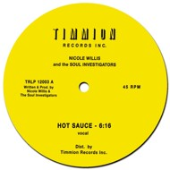 Nicole Willis & The Soul Investigators - Hot Sauce (Vocal & Instrumental)