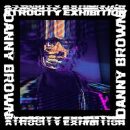 Danny Brown - Atrocity Exhibition (Black Vinyl)