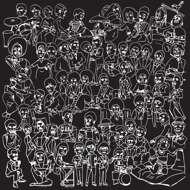 Romare - Love Songs: Part Two (White Vinyl)