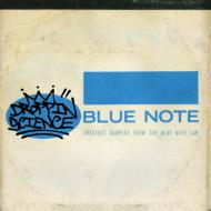 Various - Droppin Science: Blue Note Samples