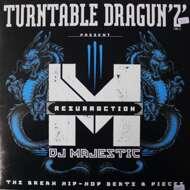 Turntable Dragunz pres. DJ Majestic - Resurraction: The Break Hip-Hop Beats & Pieces