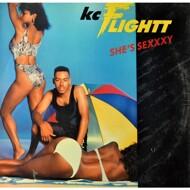 KC Flightt - She's Sexxxy