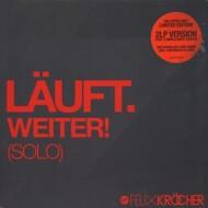 Felix Kröcher - Läuft. Weiter!