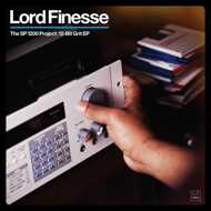 Lord Finesse - The SP1200 Project: 12-Bit Grit EP (Black Vinyl)