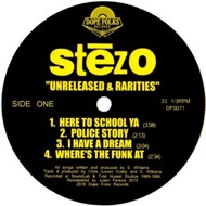 Stezo - Unreleased & Rarities