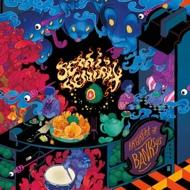 Semi Hendrix (Ras Kass & Jack Splash of Plant Life) - Breakfast At Banksy's (Blue Splattered Edition)