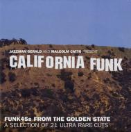 Various (Jazzman Gerald And Malcom Catto Presents) - California Funk