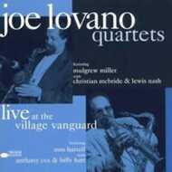 Joe Lovano  - Quartets: Live At The Village Vanguard Volume 2