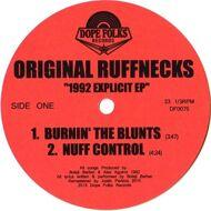 Original Ruffnecks - 1992 Explicit EP