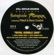 Renegade Foxxx - Royal Rumble 2005