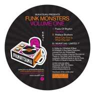 Poets Of Rhythm / Wallace Brothers - Funk Monsters Volume One