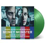 Dominic Lewis & Henry Jackman - Money Monster (Soundtrack / O.S.T.) [Green Vinyl]