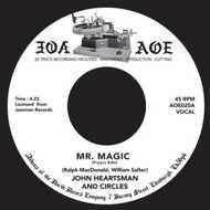 John Heartsman & Circles - Mr. Magic / Talking About My Baby