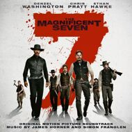 James Horner - The Magnificent Seven (Soundtrack / O.S.T.)