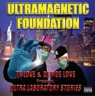 Ultramagnetic MC's - Ultra Laboratory Stories