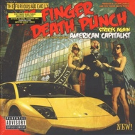Five Finger Death Punch - American Capitalist (Colored Vinyl)