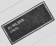 BJNilsen (BJ Nilsen) - Vinyl