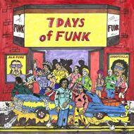 Dam-Funk & Snoop Dogg (Snoopzilla) - 7 Days Of Funk