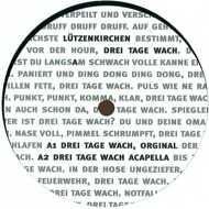 Tobias Lützenkirchen - Drei Tage Wach