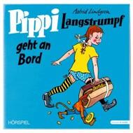 Astrid Lindgren - Pippi Langstrumpf geht an Bord