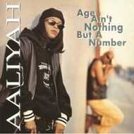 Aaliyah - Age Ain`t Nothing But A Number (Black Vinyl)
