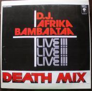 Afrika Bambaataa - Death Mix