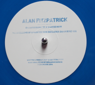 Alan Fitzpatrick - Confessions Of A Wanted Man EP