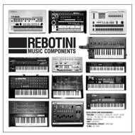Arnaud Rebotini - Music Components (Clear Vinyl)