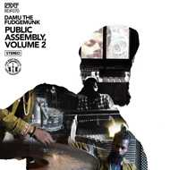 Damu The Fudgemunk - Public Assembly Volume 2 (Black Vinyl)