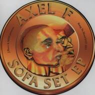 Axel F. (Med & J.Rocc) - The Sofa Set EP (Picture Disc Edition)