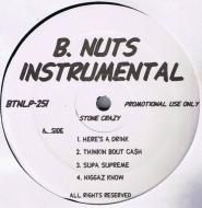 The Beatnuts - Stone Crazy Instrumental LP