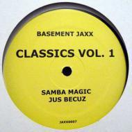 Basement Jaxx - Classics Vol.1