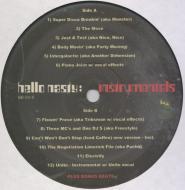 Beastie Boys - Hello Nasty: Instrumentals