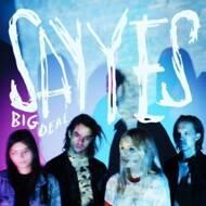 Big Deal - Say Yes (Blue Vinyl)