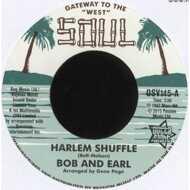 Bob & Earl / Mel & Tim - Harlem Shuffle / Backfield In Motion