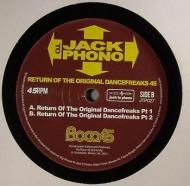 Boca 45 - Return Of The Original Dancefreaks (Part 1 & 2)