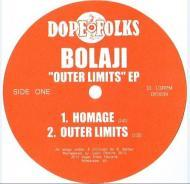 Bolaji - Outer Limits EP
