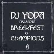 DJ Yoda presents - Breakfast Of Champions (White Vinyl)