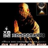 Absztrakkt - Das Buch Der Drei Ringe (Red Vinyl)