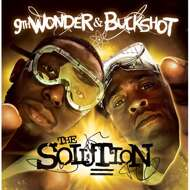 Buckshot & 9th Wonder - The Solution (Black Vinyl)