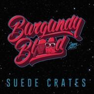 Burgundy Blood - Suede Crates