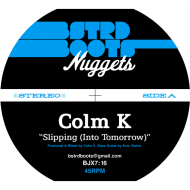 Colm K - Slipping (Into Tomorrow)
