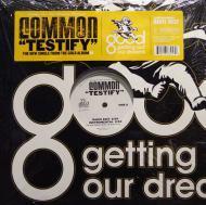 Common - Testify