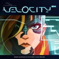 Joris De Man & James Marsden - Velocity 2X (Soundtrack / Game)