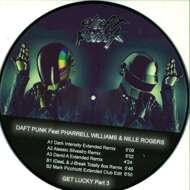Daft Punk - Get Lucky Part 3 (Picture Vinyl)