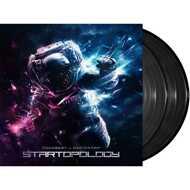 Dagobert vs MasterArp - Startopology (Black Vinyl)