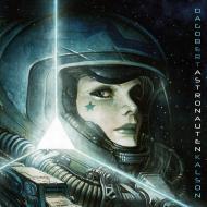 Dagobert & Kalson - Astronauten (Green Vinyl)